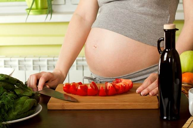 Ketahui kelebihan tomato untuk wanita hamil di sini